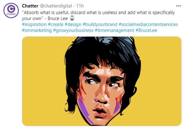 Custom Social Media Content Examples