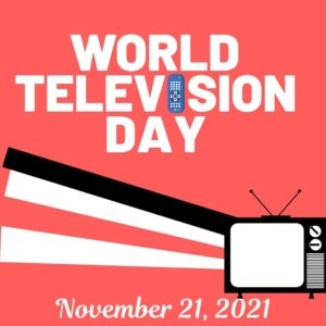 World Television Day 100 Important Days Content Bundle