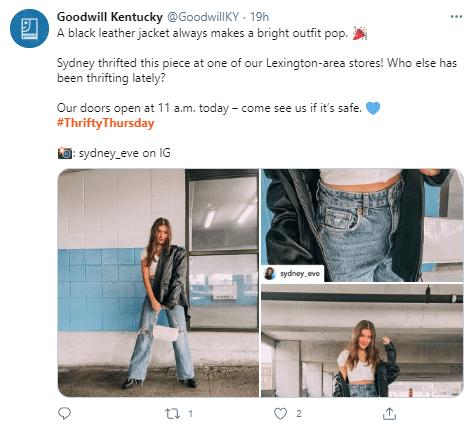 Thrifty Thursday Twitter Hashtags