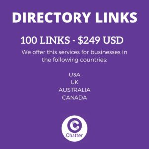 Directory Listings & SEO Citation Package