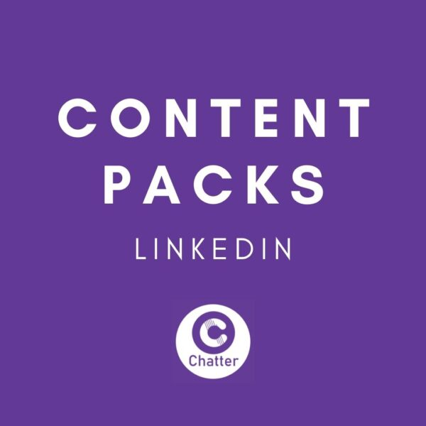 LinkedIn Social Media Content Pack