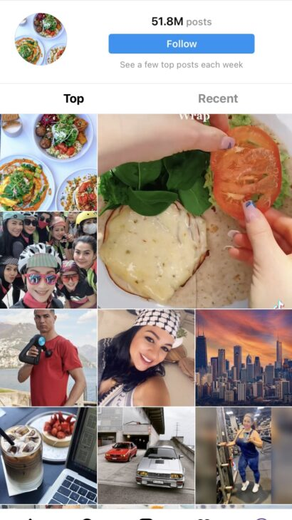 Top Monday Hashtags for Instagram