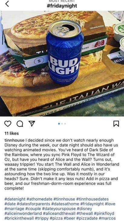Friday Night - Friday Instagram Hashtags