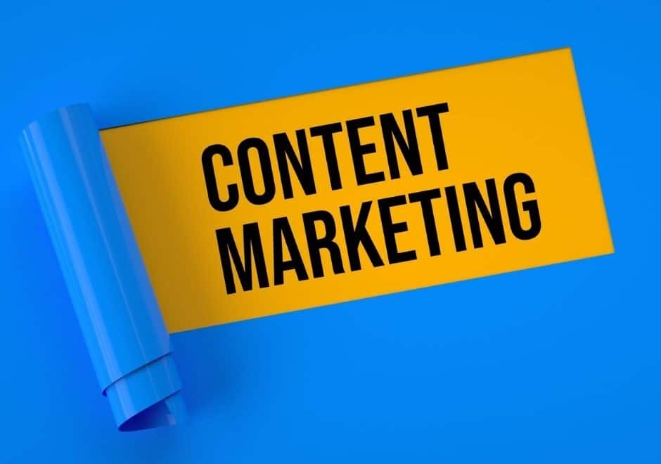 Build A Content Marketing Strategy For Small Business