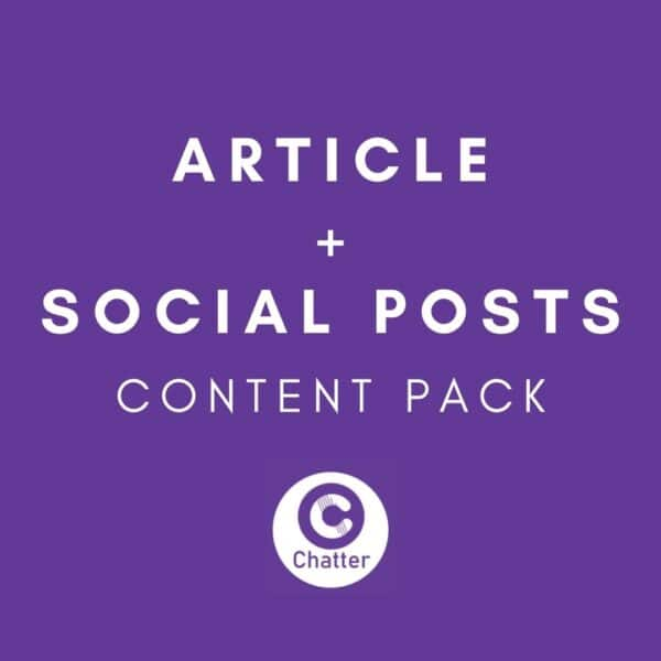 Blog Article With Social Media Posts